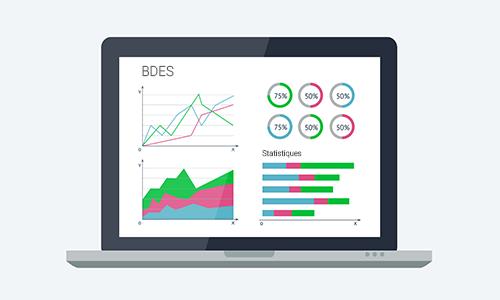 Comment créer des accès à la BDES depuis la nouvelle mise à jour ?