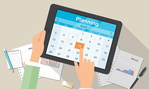 Mise à jour : les vacances et les jours fériés 2018-2019